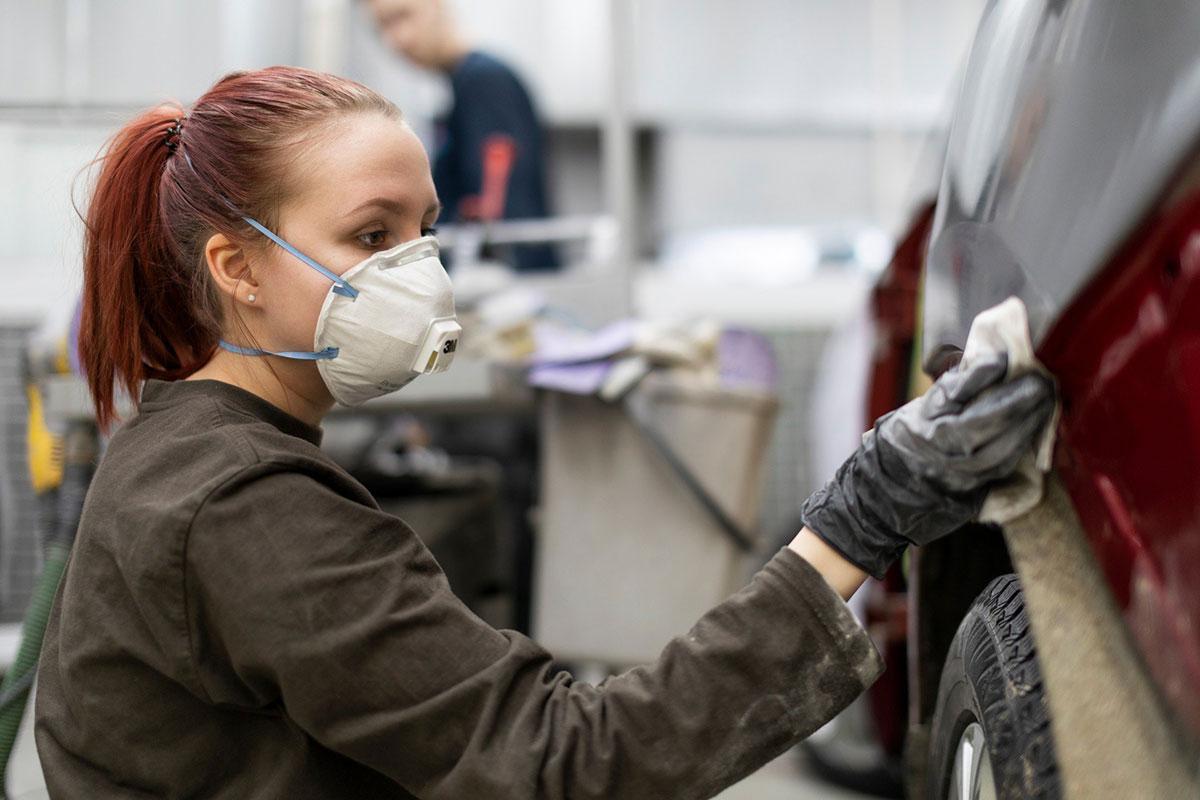 Laadukas automaalaus
